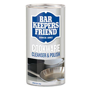 Bar Keepers Friend Cookware Cleanser & Polish 12oz-Bar Keepers Friend-BBQ STORE MALTA
