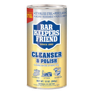Bar Keepers Friend Cleanser & Polish 21 OZ-Bar Keepers Friend-BBQ STORE MALTA