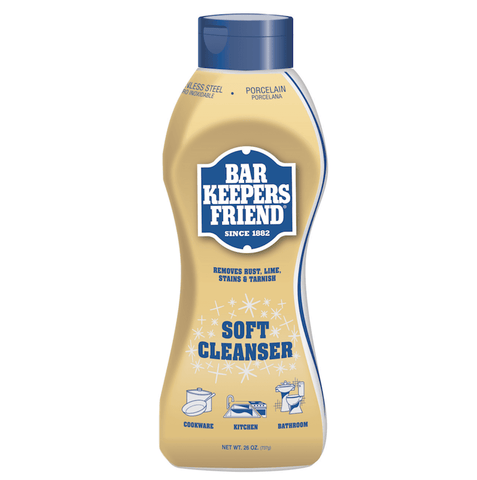 Bar Keepers Friend Soft Cleanser 13oz-Bar Keepers Friend-BBQ STORE MALTA