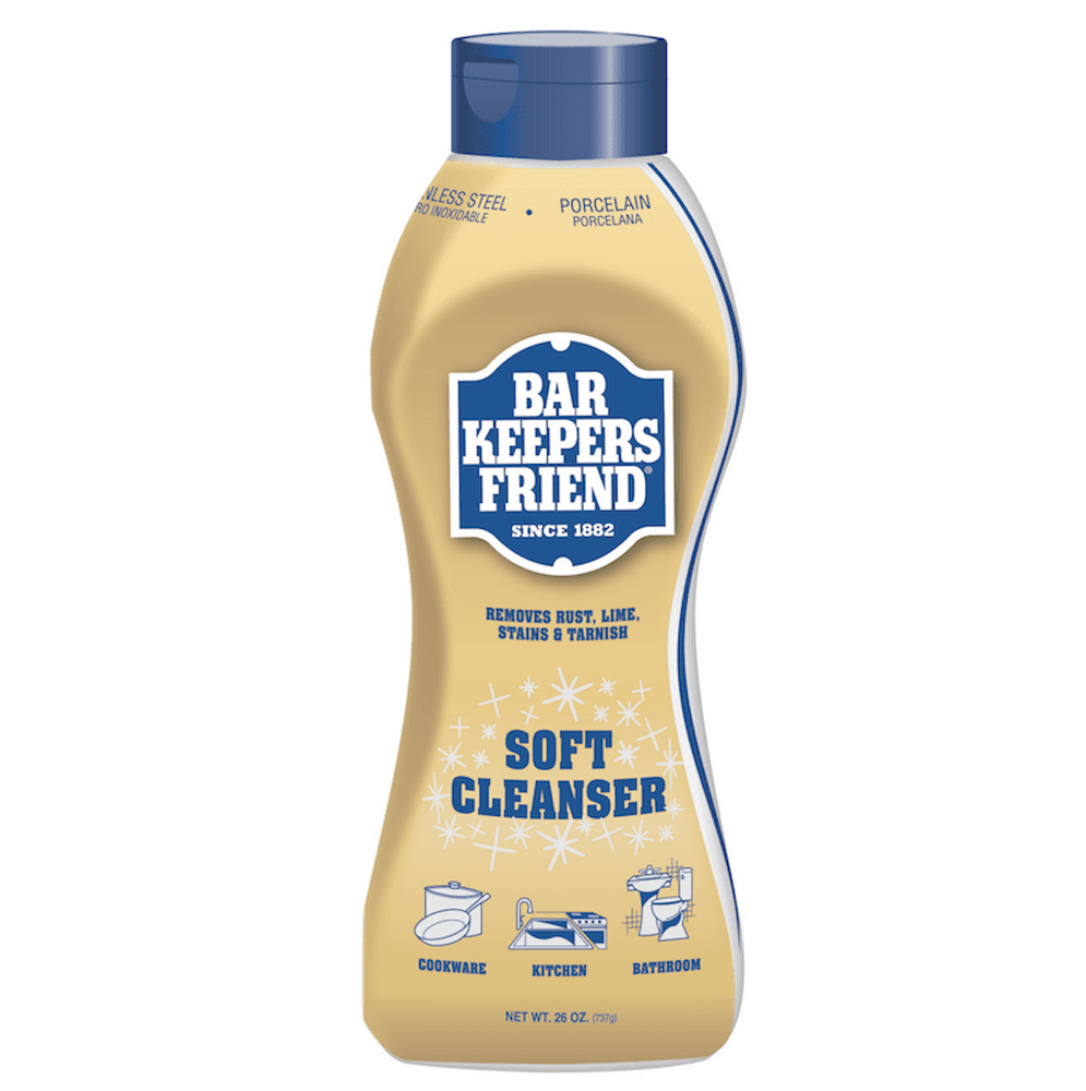 Bar Keepers Friend Soft Cleanser 13oz-BBQ STORE MALTA