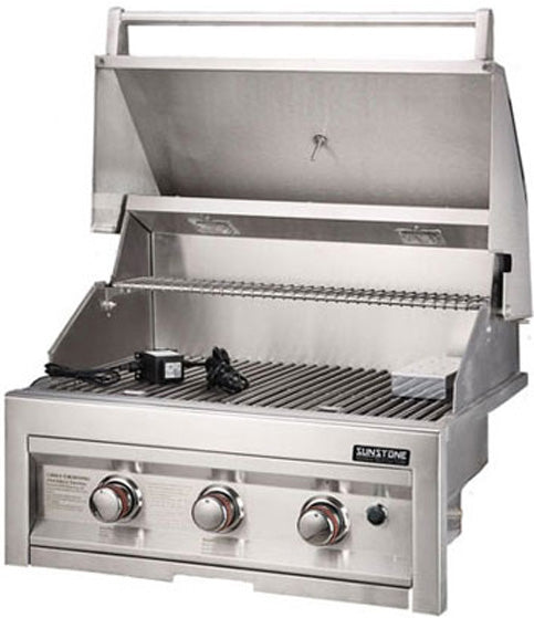 3 Burner Gas Grill with InfraRed