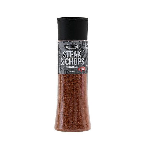 Steak & Chops Shaker 270g-Not Just BBQ-BBQ STORE MALTA