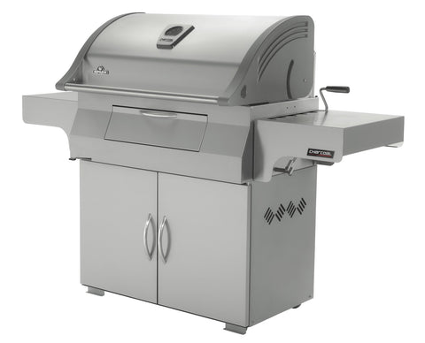 Napoleon Holzkohlegrill Charcoal Rodeo Professional Cart : Charcoal kettle bbq with cart u2013 bbq store malta