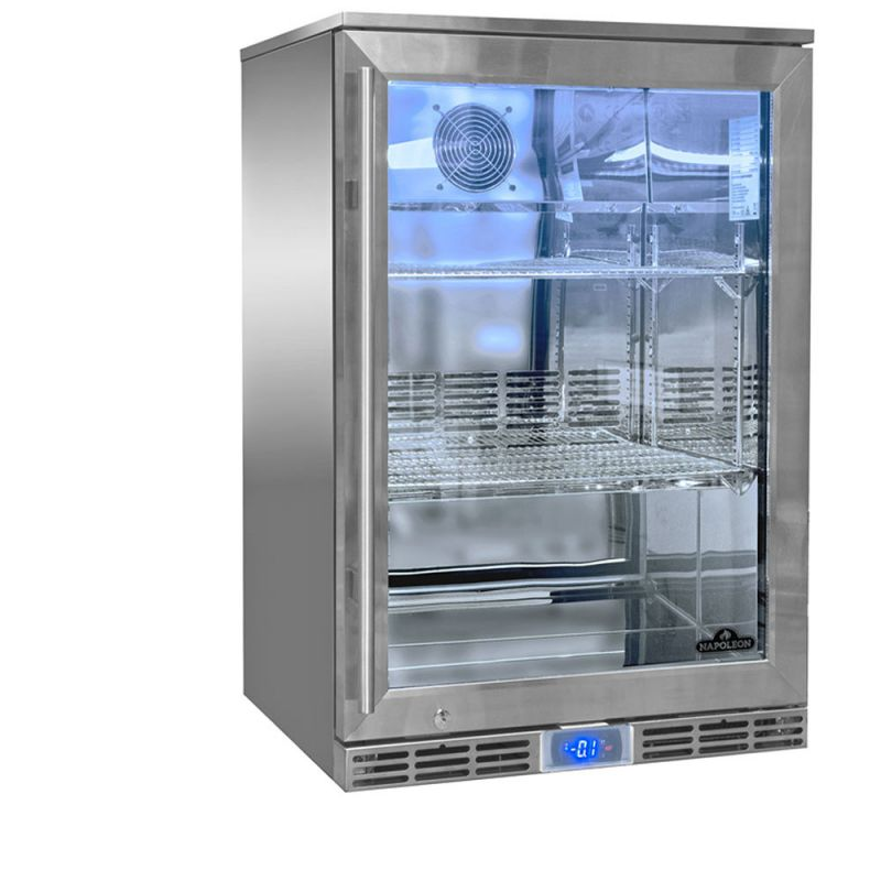 OUTDOOR FRIDGE 135L R/H DOOR