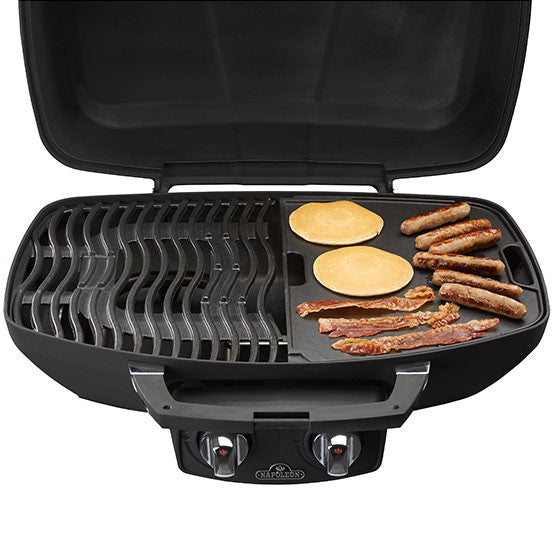 Cast Iron Reversible Griddle for TQ285 & TQ285PRO-BBQ STORE MALTA