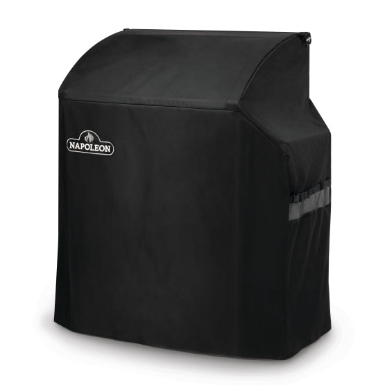 TRIUMPH® 495 GRILL COVER (SHELVES DOWN)-BBQ STORE MALTA