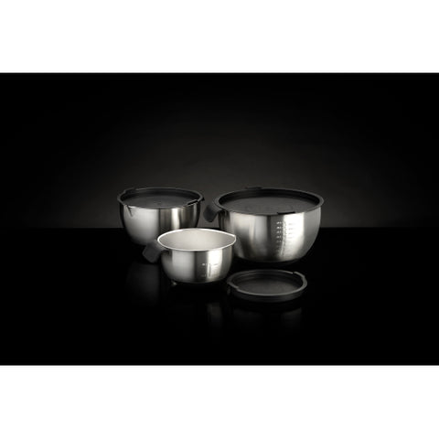 3 PIECE MARINATING BOWL SET-BBQ STORE MALTA