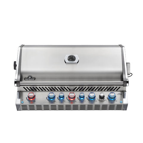 Built-In PRO 665 with Infrared Rear Burner-Napoleon-BBQ STORE MALTA