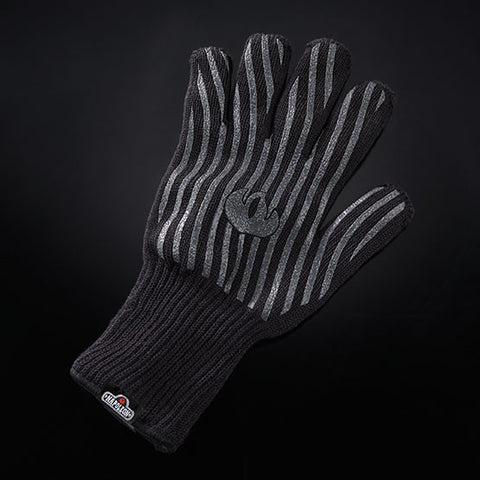 Aramid Glove with Reversible Silicone Grip