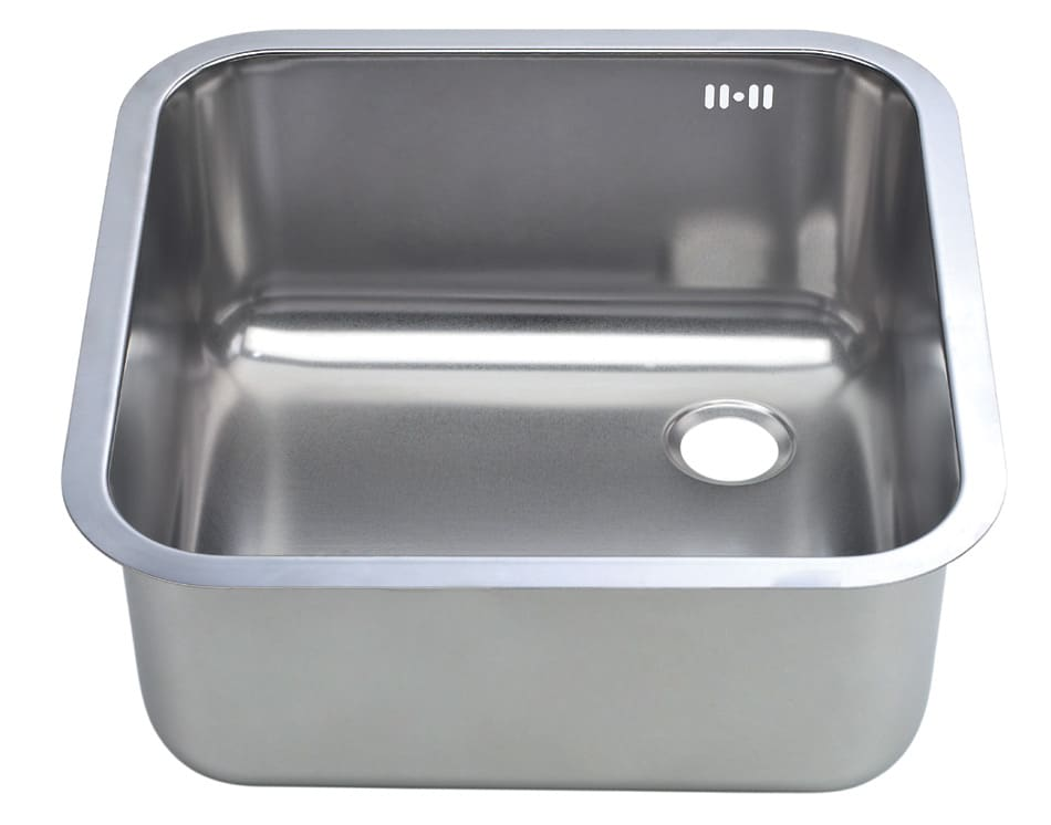 Stainless Steel Sink 33x33x20