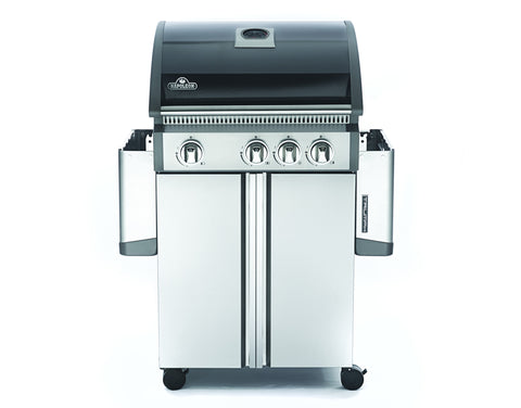 Triumph 410 with Side Burner-BBQ STORE MALTA