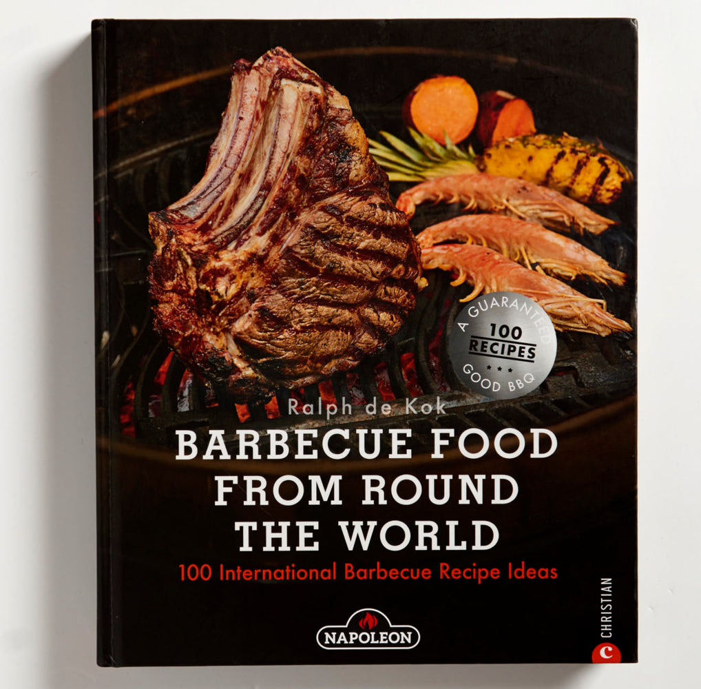BARBECUE FOOD FROM ROUND THE WORLD-Napoleon-BBQ STORE MALTA