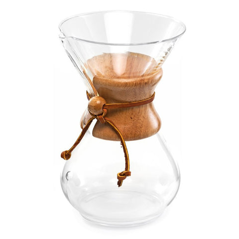 Chemex Classic Series 6 Cup Coffee Maker