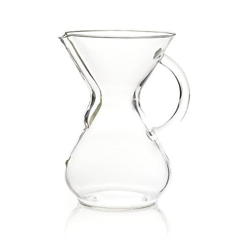 Chemex Glass Handle 6 Cup Coffee Maker