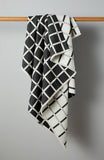 Deco blanket in Graphite