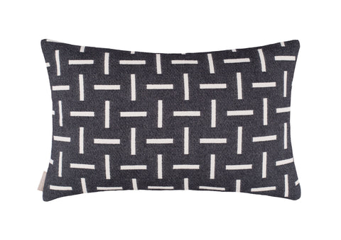Cushion cover sample sale Dash in Graphite