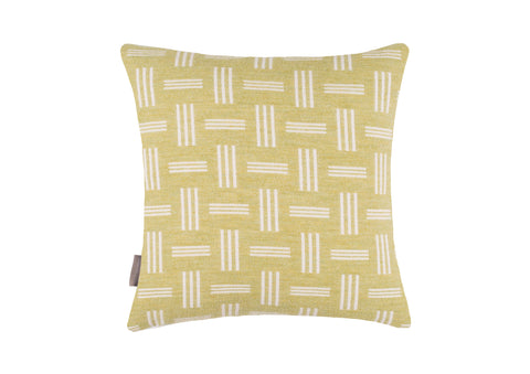 Iro cushion in Citrus