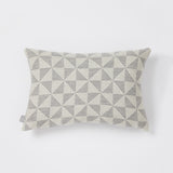 Porto cushion in Pearl Grey