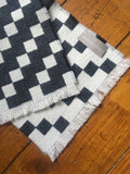 Blakeley scarf in Monochrome