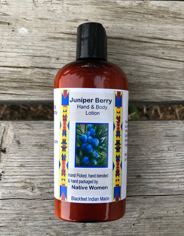 Juniper Berry Lotion