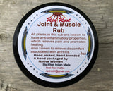 Joint and Muscle Rub