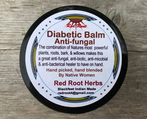 Diabetic Anti-fungal Balm