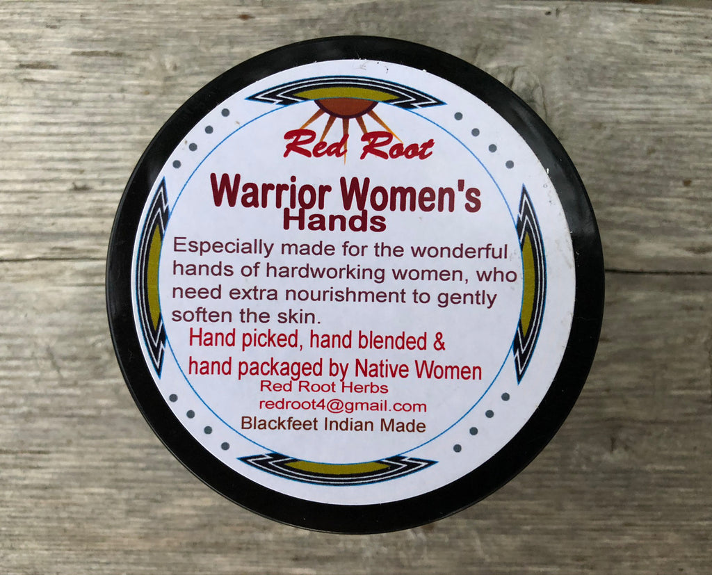 Warrior Women's Hands