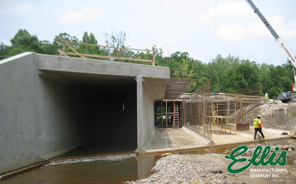 Finished Culvert - Ellis MFG Co.