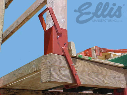 Ellis Manufacturing Co. Slip-On Guardrail Bracket SGB-4