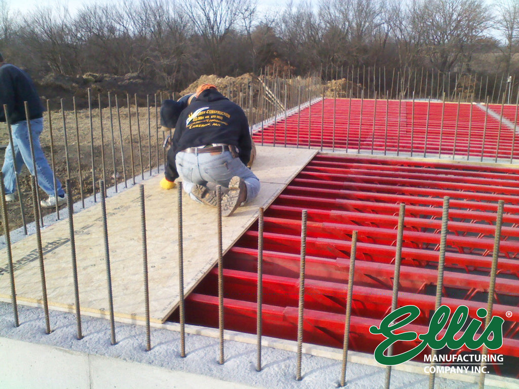 Adding Decking On Top of Ellis MFG Horizontal Shores