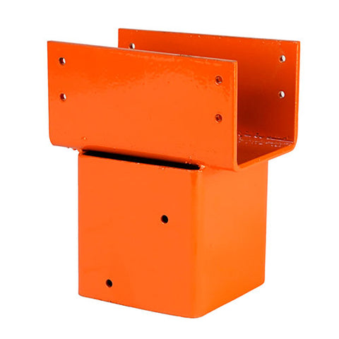 Ellis MFG 4x4 Double Joist holder JHD-4