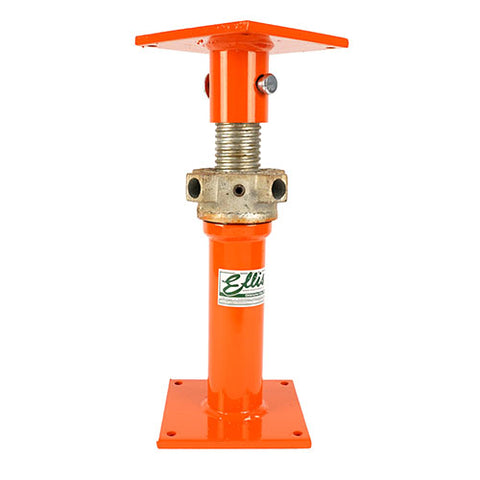 Light Duty Steel Lifting Shore Screw Jack - STL-14 | Ellis Manufacturing Co.