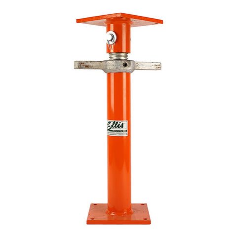 Ellis MFG STL-19 Light Duty Steel Shore Screw Jack