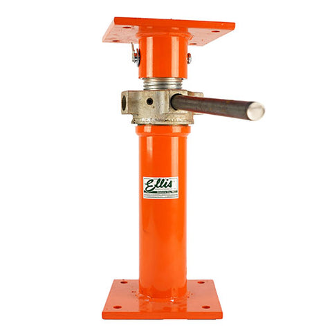 Ellis MFG STL-19HD, screw jack, shoring jack, jack post, structural support
