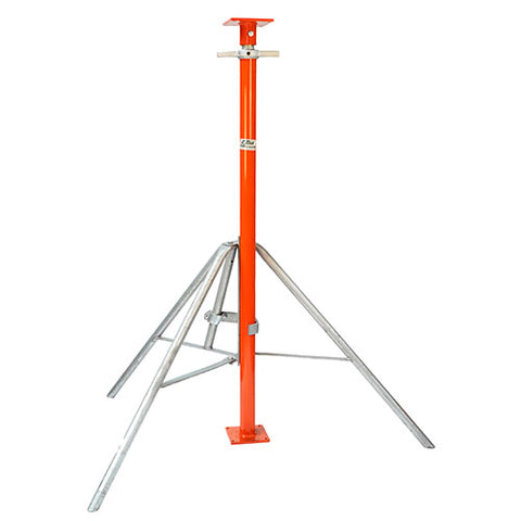 Ellis MFG STL-61 With Shoring Tripod