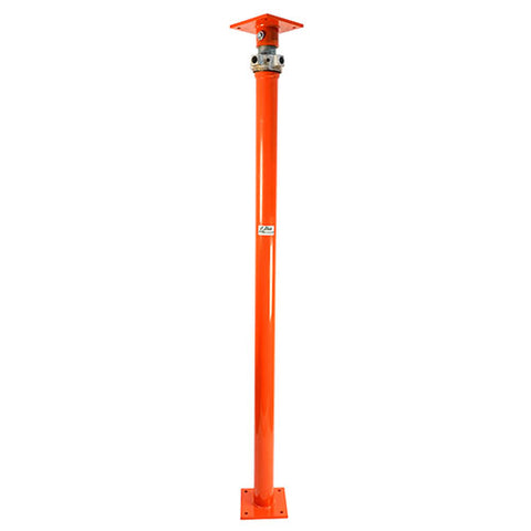 Ellis MFG STL-79HD Heavy Duty Steel Shore Screw Jack Post