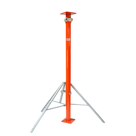 Ellis Shoring Tripod on STL-79HD Ellis Heavy Duty Steel Shore