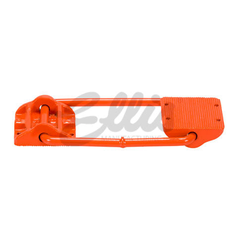 Ellis Manufacturing Co. Mining Shore Clamp MC-4 (side)