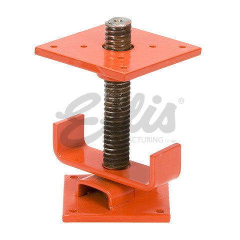 Timer Jack / Screw Jack - Front | Ellis Manufacturing Co.