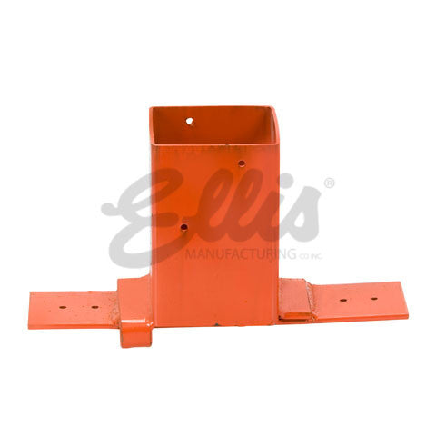 Ellis Manufacturing Co. Twist-Lock Guardrail Bracket TGB-L (Side)