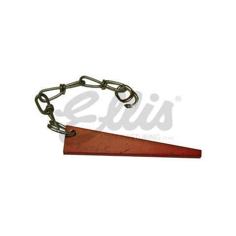 Ellis Manufacturing Co. Scissor Column Clamp Wedge