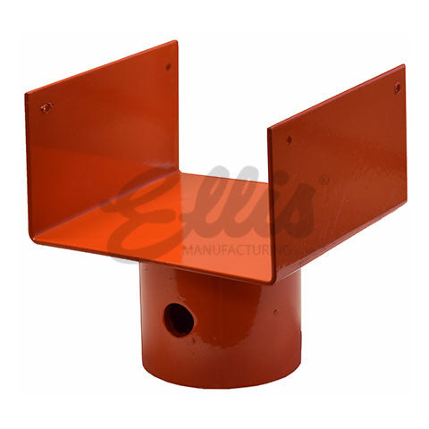 Lumber U-Head for Heavy Duty Steel Shore STLHD-JHQ