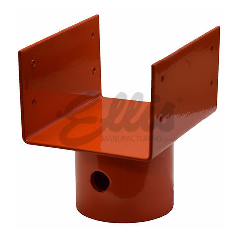 Lumber U-Head for Heavy Duty Steel Shore STLHD-JHT