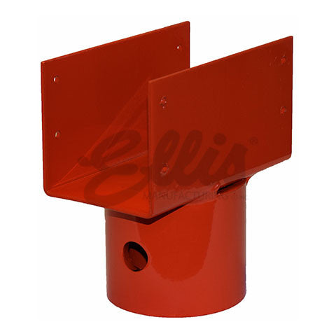 Lumber U-Head for Heavy Duty Steel Shore STLHD-JHD