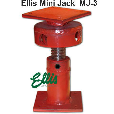 Ellis Manufacturing MJ-3 Mini Screw Jack