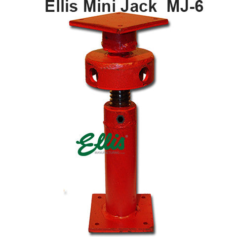jack post, house leveling screw jacks, structural support jack, deck jack