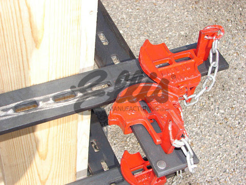Scissor Column Forming Clamps Joint | Ellis Manufacturing Co.