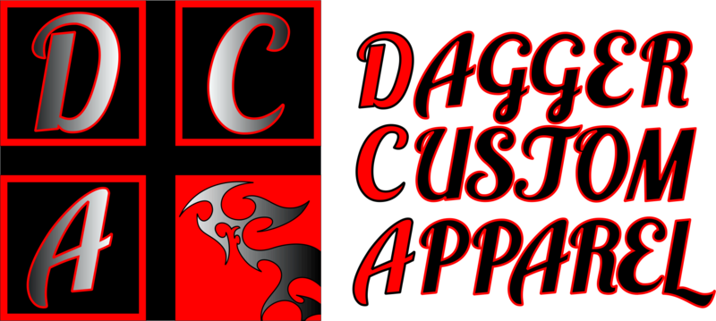 Dagger Custom Apparel and Accessories