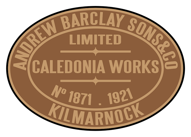 Andrew Barclay large works plates