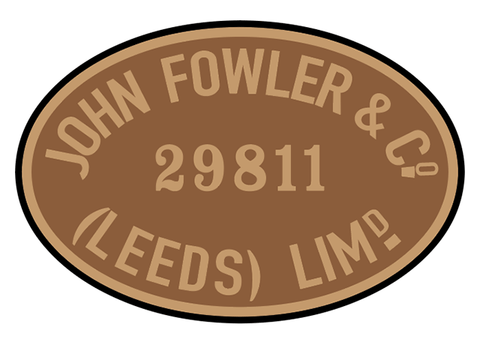 Fowler works plates (earlier)